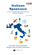 Copertina WEB Italiano Spontaneo Eng Travel Language Phrasebook Italian-English