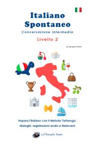 Copertina WEB Italiano Spontaneo Livello 2